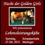 Nacht der Golden Girls 2012